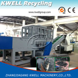 Tubo de diámetro grande Shredder/plástico reciclado de tipo vertical Shredder