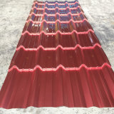 屋根ふきのための電流を通された防蝕および酸およびアルカリの抵抗力がある鋼板