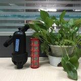 Tipo filtro del riego y de la irrigación de discos del plástico Y 1.25inch del filtro
