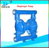 L'air en acier inoxydable entraînée la pompe à double membrane pneumatique