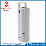 Luz recargable portable del LED para la iluminación de la tienda