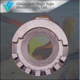 traitement de surface de polissage de précision personnalisée OEM pour pièces de machinerie Grianltural coulage en sable