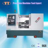 Diámetro del oscilación sobre la máquina horizontal del torno de la precisión del CNC de la base 500m m