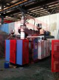 100L Aislamiento de barriles de la máquina de moldeo por soplado Extrusión de contenedores