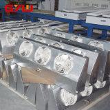Evaporador duplo do descarregador com a aleta hidrófila para o quarto frio