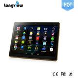 9.6 pulgadas Android Tablet PC con 3G ranura SIM llamada de teléfono de núcleo cuádruple de Tablet PC