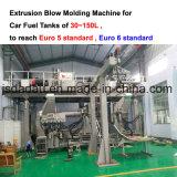 Machine de soufflage de corps creux de réservoir d'Auto-Oil