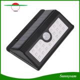 20 Jardín de Luz Solar LED de iluminación exterior impermeable inalámbrica Sensor de movimiento de la luz de pared