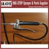 Pulvérisateur inoxidable de compactage de pression d'Ilot 8L pour l'usage de jardinage
