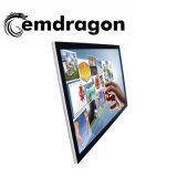 La publicité player lecteur HD 32 pouces ad a conduit la publicité commerciale kiosque de l'écran LCD pour le supermarché d'utiliser la signalisation numérique