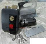 Fechadura eléctrica de alta segurança Rim, trancamento eléctrico da porta 12V