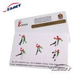 Qualitäts-freie magnetischer Streifen-Plastikkarten mit personifiziert