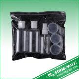 la bottiglia cosmetica di corsa di imballaggio 6PCS hanno impostato/il vaso/cucchiaio protezione Bottle/PS di vibrazione