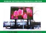 P10 LED Exterior vallas publicitarias y Digital Signage para publicidad exterior