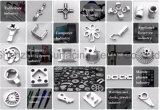 Acier inoxydable d'OEM/ODM/Metel/dur pièces de machine de métallurgie des poudres d'alliage
