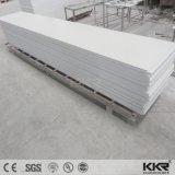 12mm Blanc Glacier Commerce de gros de l'acrylique Surface solide pour un comptoir