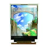 2.4 Luminosité de la résolution 240*320 de panneau d'affichage de TFT LCD intense avec l'écran tactile capacitif