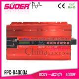 Suoer 4000W 12V 230V fora do inversor puro da onda de seno do inversor da potência da grade (FPC-D4000A)