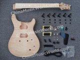 Guitarra do jogo da guitarra elétrica dos fotorreceptores DIY de Pango/DIY (PRS-720K)