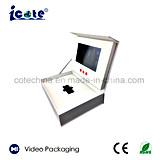Rectángulo de empaquetado video modificado para requisitos particulares del LCD con precio de fábrica