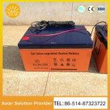 Batería solar 12V200ah de la potencia de batería del gel de la vida útil larga