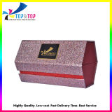 Perfume de alta qualidade fecho magnético de papel caixa de oferta