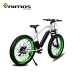 """سريعة شحن 26 """" [250و] إطار العجلة سمين يطوي كهربائيّة درّاجة جبل درّاجة كهربائيّة"""