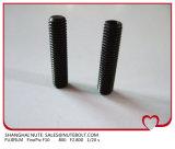 Tainless Stahl 304 316 Hexagon-Kontaktbuchse-Einstellschrauben mit flacher Punkt LÄRM 913-1980