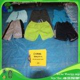 고품질 도매를 위한 나일론 짧은 바지 초침 크림 수출 옷