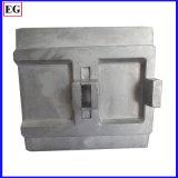 Plancha eléctrica ADC12 la Base de piezas de aluminio moldeado a presión