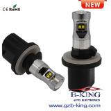 Coche brillante LED Foglight (H1 H3 H4 H7 9005 9006 de H11 40W 800lm opcionales)