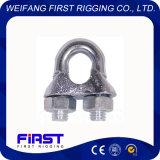 Type clips des États-Unis de matériel de calage de câble métallique