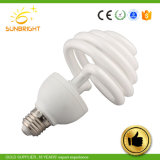 고품질 3u 4u 18W CFL 에너지 절약 전구