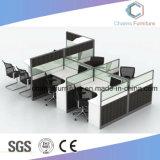 عصريّة 6 مقاعد مكتب مركز عمل [مدف] أثاث لازم