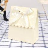 La pequeña caja de caramelos dulces de Boda caramelos a favor de caja de regalo