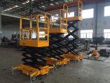 240kg 3mの可動装置は上昇の空気作業プラットホームを切る