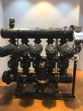 """도시 Lanscape 4 """" H 유형 Anto 물 Filration 시스템"""
