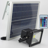 El RGB Farol Solar decorativa de ahorro de energía Farol exterior impermeable