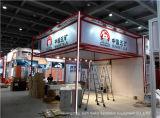 Étalage en aluminium d'exposition pour l'industrie en acier de porte