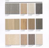 Laminaat 0.625mm van de Korrel HPL van de Kleuren van de vochtigheid Bestand Rijk Houten Comités HPL met Uitstekende Kwaliteit