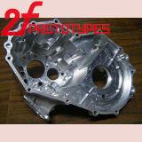 Prototipo rápido de las piezas de metal por el CNC que procesa y que fabrica