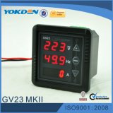 Gv23 디지털 전압 미터 발전기 예비 품목