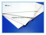 Impression laser de feuille en PVC