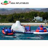 Sosta gonfiabile gigante dell'acqua, giochi di galleggiamento dell'acqua sulla vendita