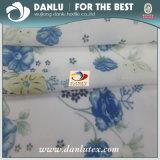 Impresión Chiffon moldeada de Digitaces de la tela de la fábrica de China en tela de la alineada floral de la tela