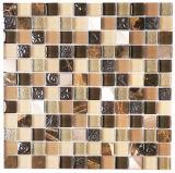 La construcción de material de decoración de mosaico de vidrio para expulsión