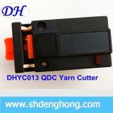Coupeur de filé de Qdc de textile