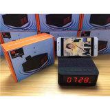 Портативный цифровой ЖК-экрана таймер Будильник Wireless Bluetooth громкоговоритель с держателем телефона