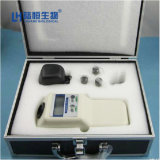 携帯用実験装置の水質テスト濁り度の検光子