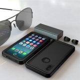 Geval van de Telefoon van de Dekking van de manier het Volledige Waterdichte Mobiele voor iPhone X 10